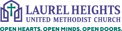 Laurel Heights United Methodist Church logo